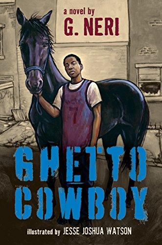 9780763649227: Ghetto Cowboy
