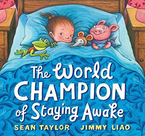 9780763649579: The World Champion of Staying Awake