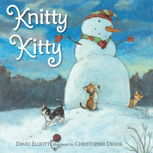 Knitty Kitty (9780763649661) by David Elliott