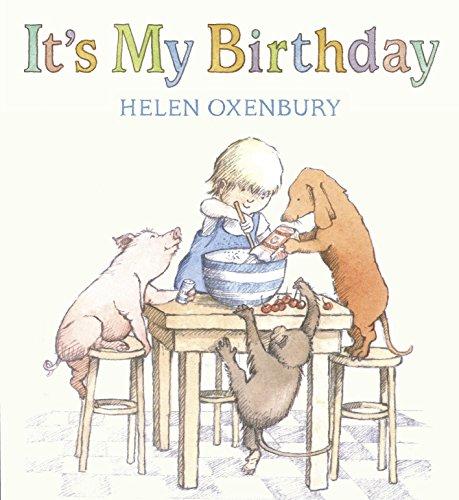 9780763649708: It's My Birthday