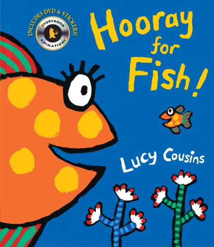 9780763650445: Hooray for Fish! (Book & DVD)