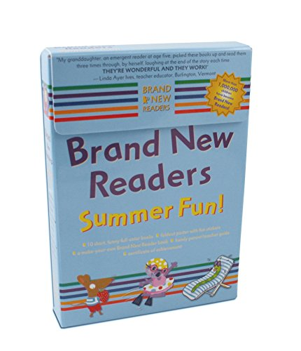 9780763650612: Brand New Readers: Summer Fun! [With Sticker(s) and Poster and Certificate of Achievement and Teacher's Guide]