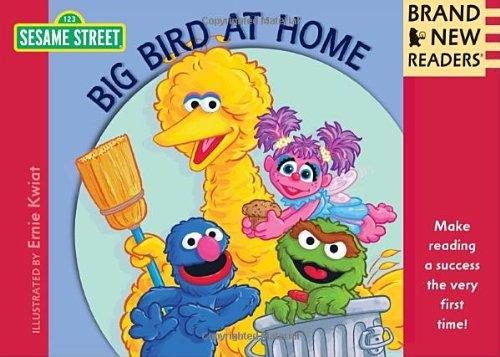 9780763650674: Big Bird at Home: Brand New Readers (Sesame Street Books)