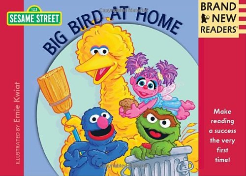 9780763650674: Big Bird at Home: Brand New Readers (Sesame Street Books)