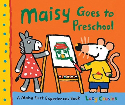 9780763650865: Maisy Goes to Preschool: A Maisy First Experiences Book