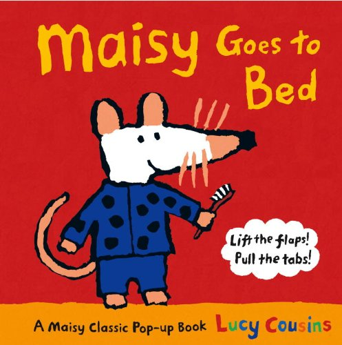 9780763650971: Maisy Goes to Bed (Maisy Lift-the-Flap Classics)