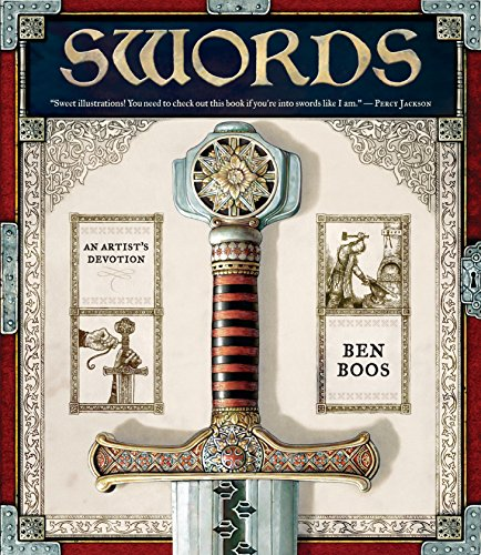 9780763650988: Swords: An Artist's Devotion