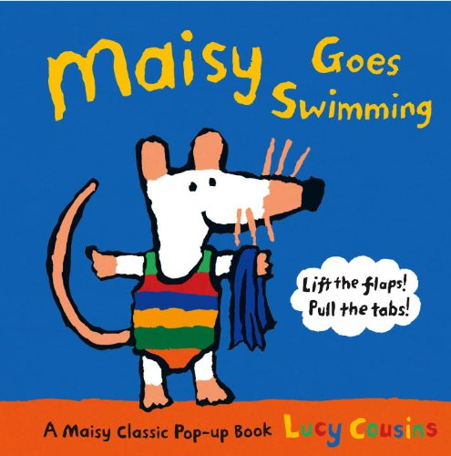 9780763650995: Maisy Goes Swimming (Maisy Classic Pop-Up Book)