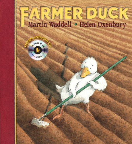 9780763651121: Farmer Duck with Audio (Candlewick Storybook Audio)