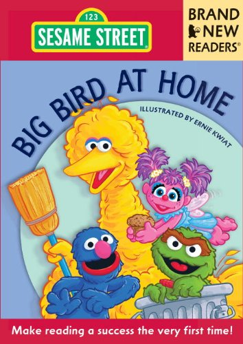 9780763651480: Big Bird at Home: Brand New Readers (Sesame Street Books)
