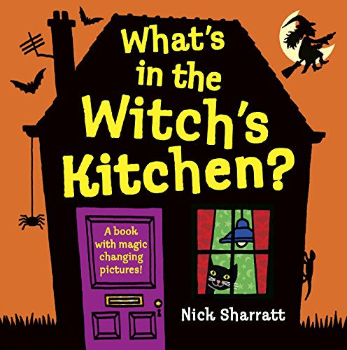 9780763652241: What's in the Witch's Kitchen?
