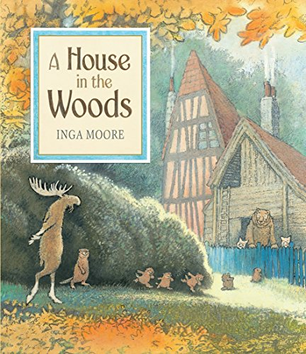 9780763652777: A House in the Woods