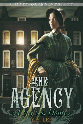 9780763652890: The Agency 1: A Spy in the House (The Agency Mysteries)