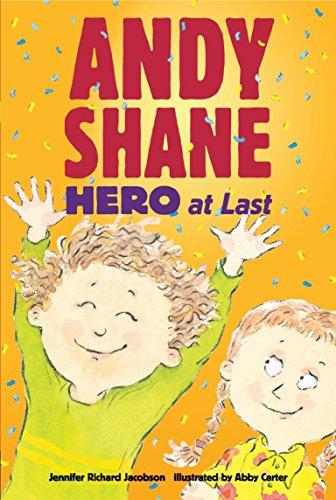 9780763652937: Andy Shane, Hero at Last