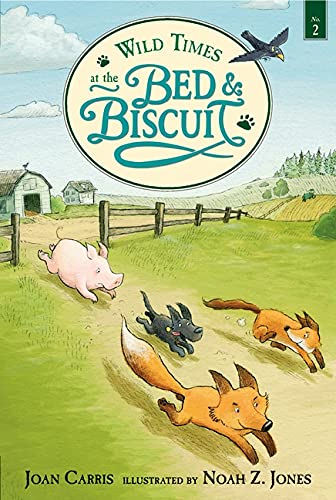 9780763652944: Wild Times at the Bed and Biscuit