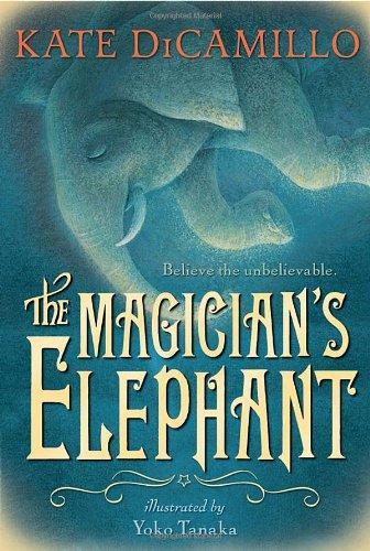 The Magician's Elephant: Kate DiCamillo