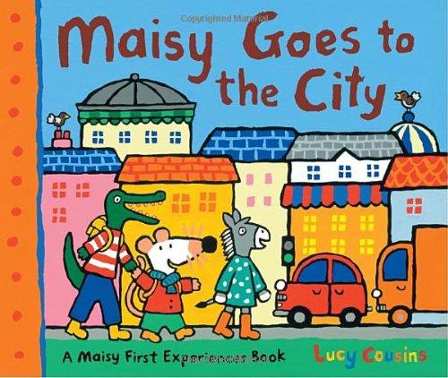 9780763653279: Maisy Goes to the City