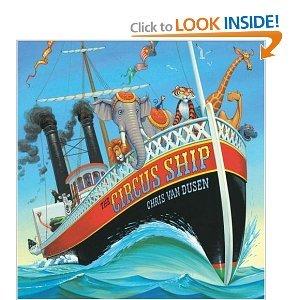 9780763653354: The Circus Ship