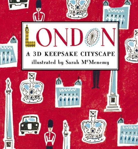 9780763653538: London: A 3D Keepsake Cityscape