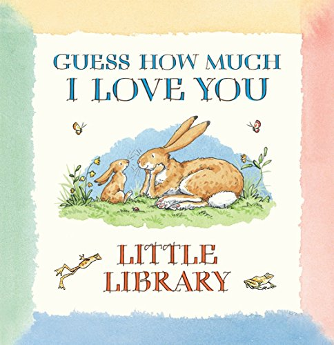 9780763653552: Guess How Much I Love You: Little Library