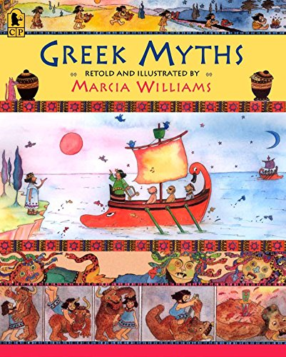 9780763653842: Greek Myths