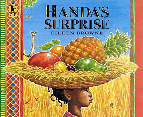 9780763653859: Handa's Surprise (Reading and Math Together)