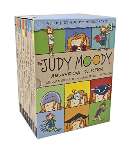 9780763654115: The Judy Moody Uber-Awesome Collection: Books 1-9