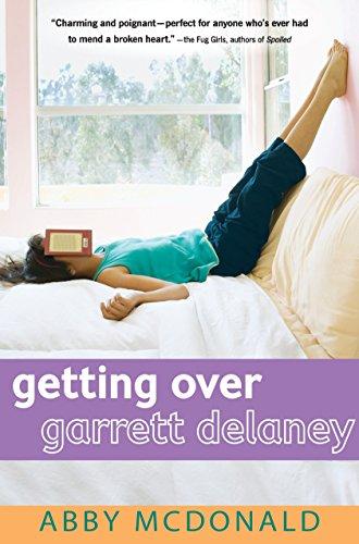 9780763655075: Getting Over Garrett Delaney
