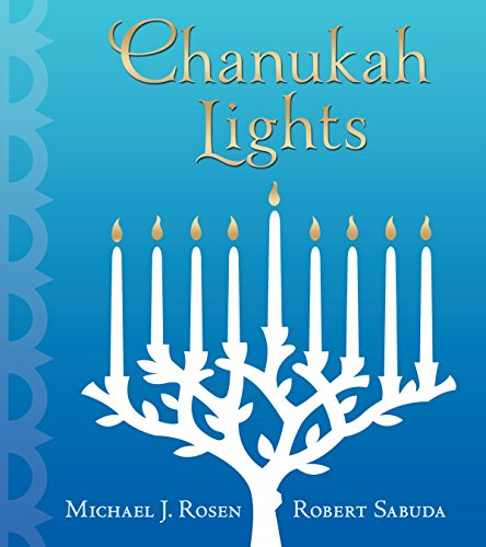 9780763655334: Chanukah Lights