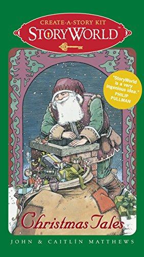 9780763655730: StoryWorld: Christmas Tales: Create-A-Story Kit