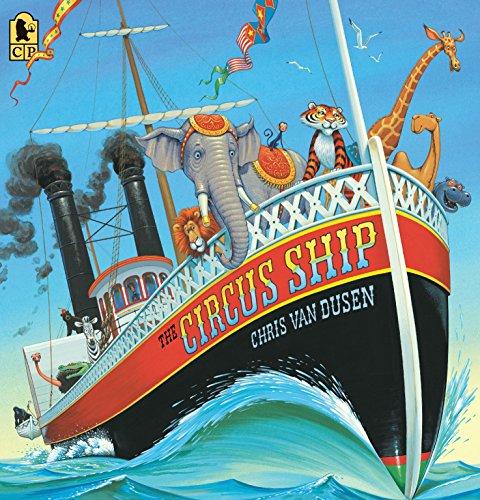 9780763655921: The Circus Ship