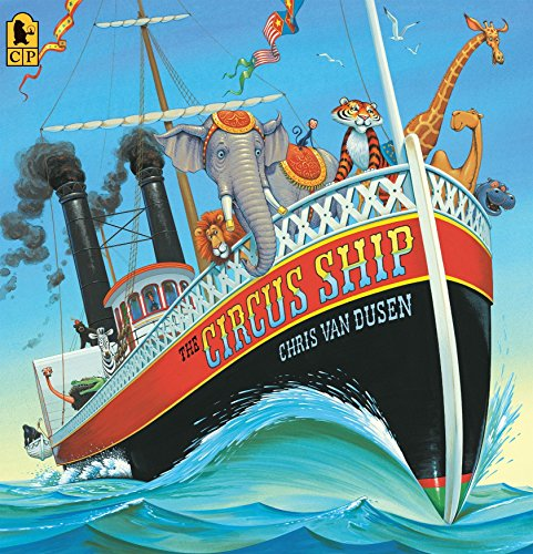9780763655938: The Circus Ship Big Book (Candlewick Press Big Book)