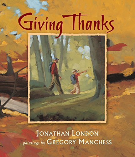 Giving Thanks: Jonathan London