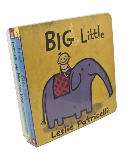Yes Yes! A Bundle of Board Books: Patricelli, Leslie