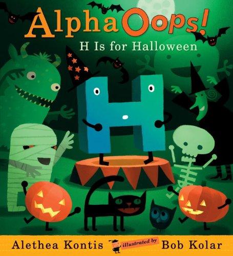 9780763656867: Alphaoops: H Is for Halloween