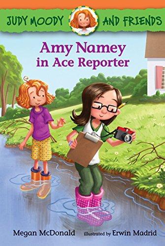 Amy Namey in Ace Reporter: McDonald, Megan
