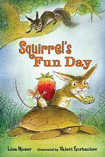 9780763657260: Squirrel's Fun Day (Candlewick Readers (Hardcover))