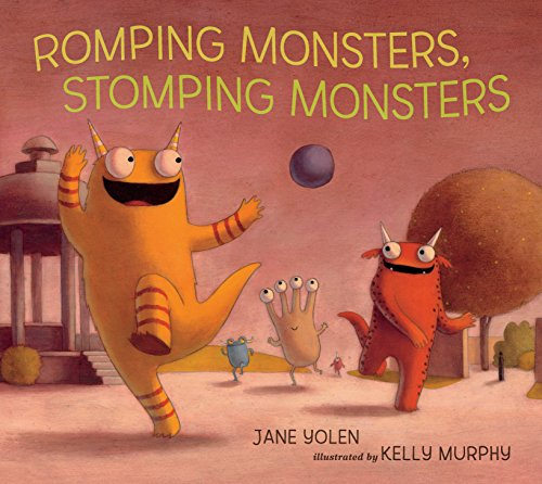 9780763657277: Romping Monsters, Stomping Monsters