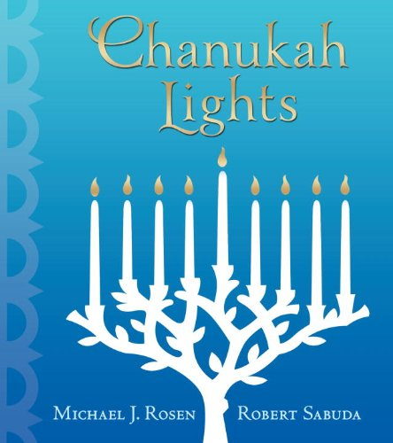 9780763657499: Chanukah Lights