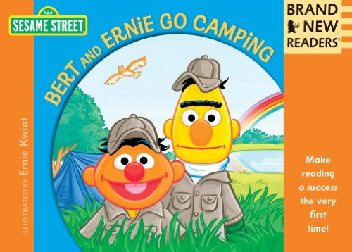 9780763657505: Bert and Ernie Go Camping: Brand New Readers