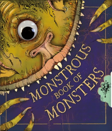 9780763657567: The Monstrous Book of Monsters