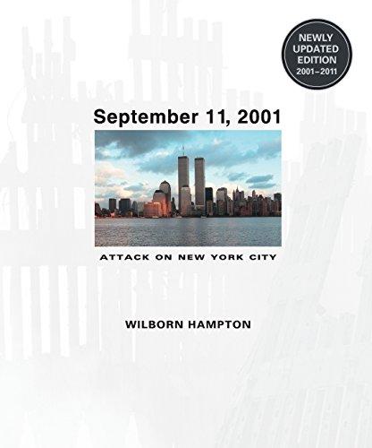9780763657673: September 11, 2001: Attack on New York City