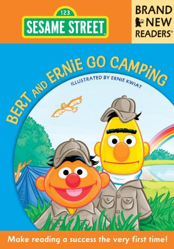 9780763657932: Bert and Ernie Go Camping (Brand New Readers)
