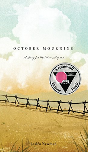 9780763658076: October Mourning: A Song for Matthew Shepard