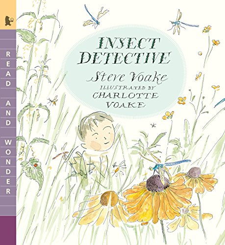 9780763658168: Insect Detective: Read and Wonder