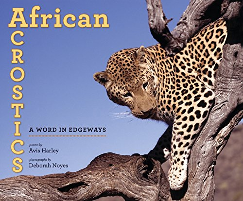 9780763658182: African Acrostics: A Word in Edgeways
