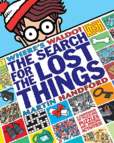 Where's Waldo? The Search for the Lost: Handford, Martin