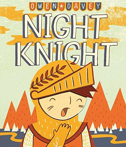 9780763658380: Night Knight