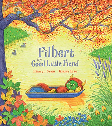9780763658700: Filbert, the Good Little Fiend