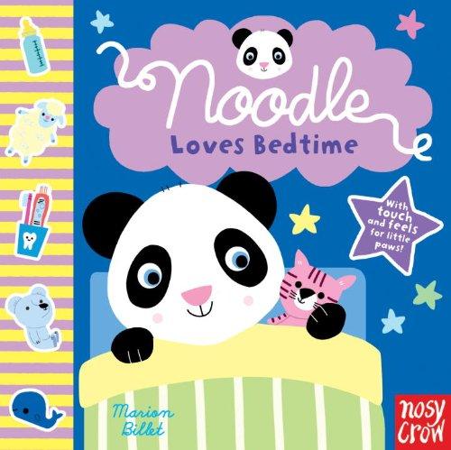 9780763658762: Noodle Loves Bedtime